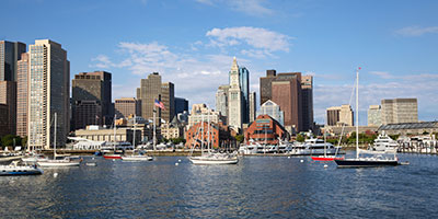 New England College of Business is based in Boston, Mass.